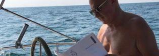 Terni, l'assessore Dominici subito al lavoro (in barca) «Meglio cedere le farmacie»