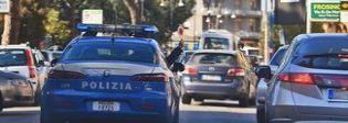 """Frosinone, furti ai distributori  automatici: gli agenti della Squadra  Volante  arrestano  """"moneta man"""""""