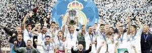 Trionfo Real: terza Champions di fila Bale e le papere di Karius stendono il Liverpool 3-1