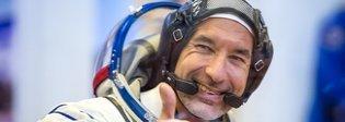 Luca Parmitano primo italiano comandante della stazione spaziale internazionale