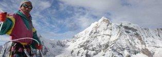 Everest, uno sherpa da record: 22 volte sulla cima dell'Everest