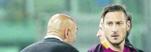 Totti, un venticiquenne per Spalletti