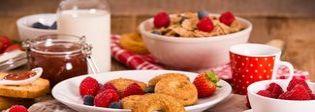 """Mai """"saltare"""" la colazione: tre menu anche per chi è in dieta"""