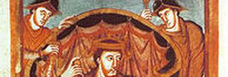 15 aprile 823 Lotario I viene incoronato imperatore del Sacro Romano Impero