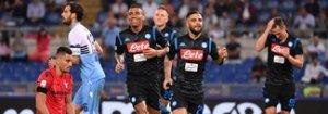Lazio-Napoli 1-2: non basta Immobile, ritorno vincente per Ancelotti
