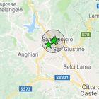 Terremoto tra Toscana e Umbria, allarme da Sansepolcro ad Arezzo in tarda serata