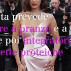 Bella Hadid e le barrette: ecco la dieta del medico delle modelle