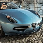 Il Design Award 2016 di Villa d'Este è andato all'Alfa Romeo Disco Volante Spyder by Touring Superleggera