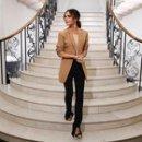 Victoria Beckham, a Londra la sfilata per i dieci anni del suo brand