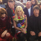 Anna Wintour e Donatella Versace a Roma per una mostra tra sacro e profano