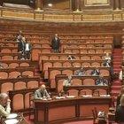 Senato, Pd fotografa i banchi vuoti: Lega assente al ricordo di Borsellino
