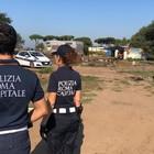 Rissa al campo rom: fermato bosniaco in libertà vigilata, protagonista della rapina a Yao, travolta dal treno