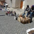 Commercio abusivo: maxi-retata a San Pietro