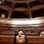 Latina, le matricole pontine in Parlamento e al Senato: ecco i primi selfie