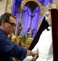 """La Madonna """"Fiumarola"""" di Trastevere vestita da Gattinoni: l'alta moda per la Festa de' Noantri"""
