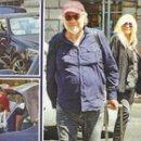 Mara Venier e Jerry Calà, ex inseparabili: alla stazione dopo un pomeriggio nsieme