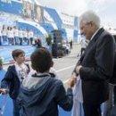 Mattarella alla partenza della Nave della Legalità: «Contro la mafia impegno costante»