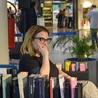 Ritorna il bookcrossing: a Fiumicino i passeggeri incontrano i finalisti del premio Strega