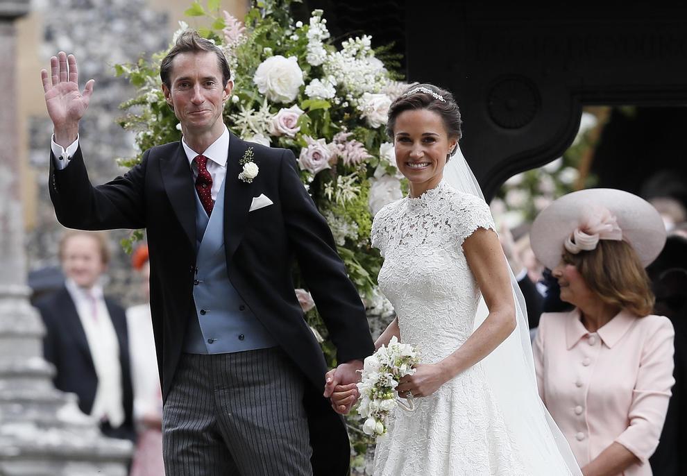 Matrimonio Meghan E Harry : Pippa middleton il principe harry fa km per andare a prendere