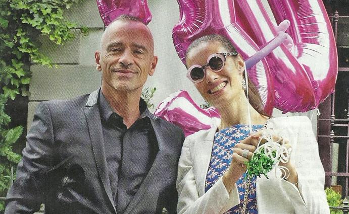 Dating Divas banner di compleanno