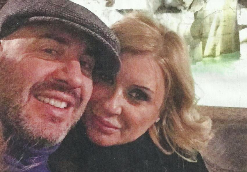 Pranzo Per Marito : Tina cipollari esce allo scoperto: baci col fidanzato vincenzo ferrara