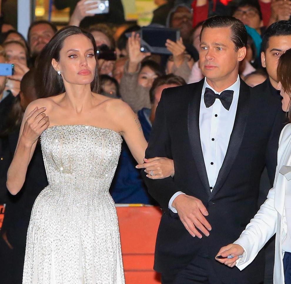 Angelina Jolie e Brad Pitt di nuovo insieme? L'indiscrezione: «Lei ...