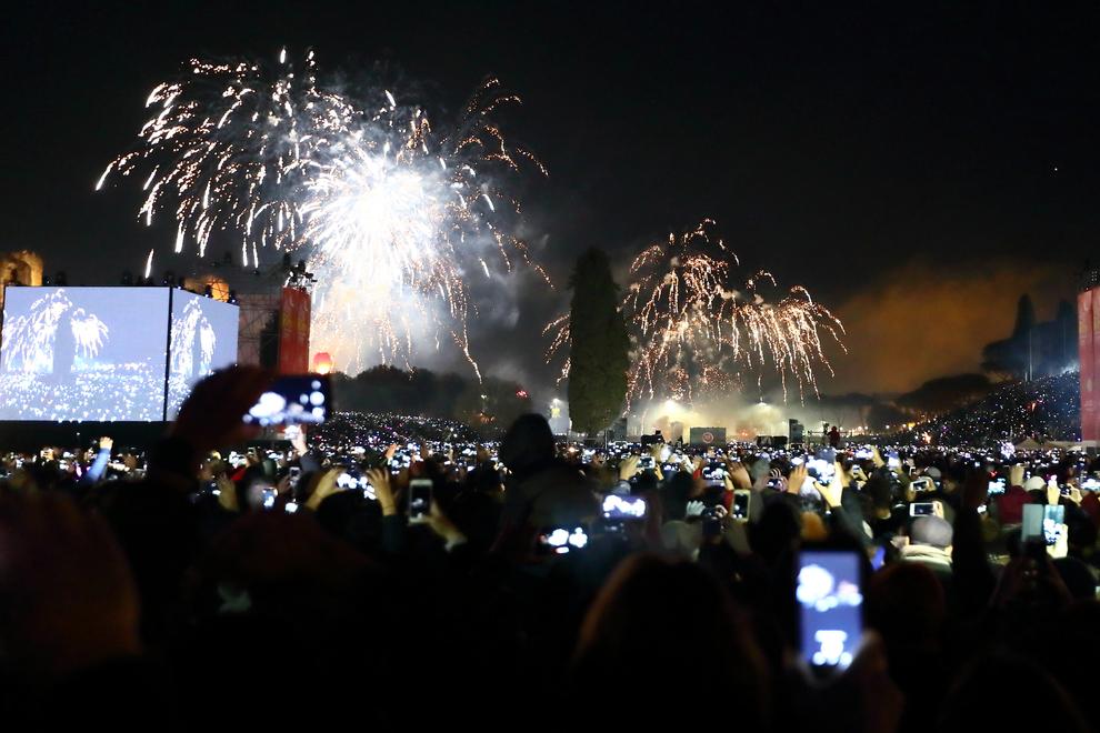 Capodanno A Roma Ecco Il Programma Degli Eventi Dalla