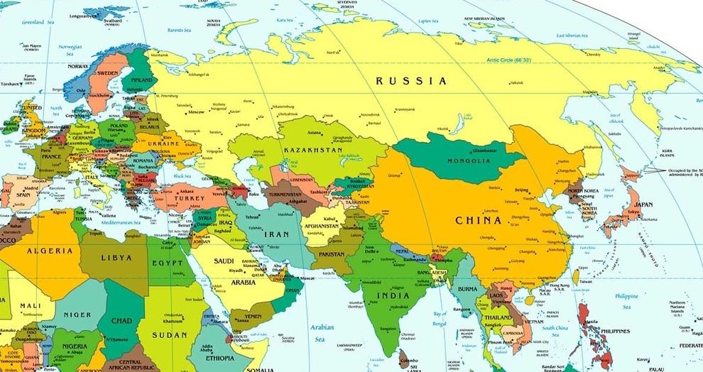 Cartina Politica Russia In Italiano.Coronavirus La Russia Chiude I Confini Con La Cina Italiani Sabato Arrivo A Pratica Di Mare