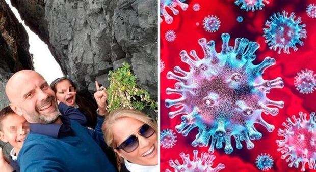 Risultato immagini per heather parisi coronavirus
