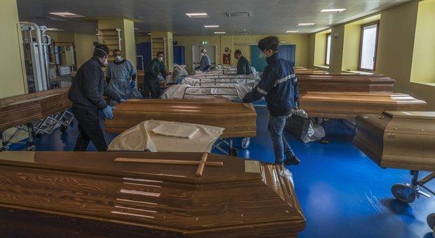 Coronavirus Lombardia Morti Altri 6 Medici I Nuovi Casi Sono 2171 209 Vittime Nelle Ultime 24 Ore
