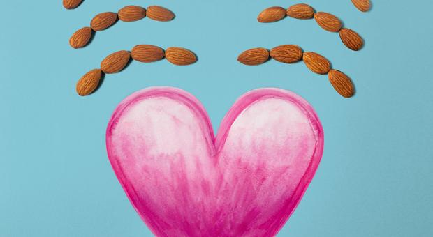 Mandorle 20 Al Giorno Abbassano Il Colesterolo Cattivo E Proteggono Le Arterie