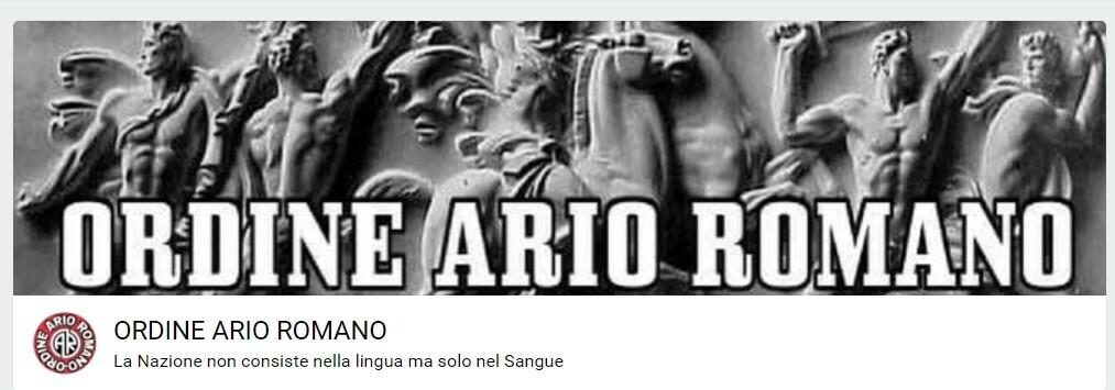 Roma, smantellato gruppo antisemita Ordine Ario Romano: progettava azioni  violente contro ebrei ed extracomunitari